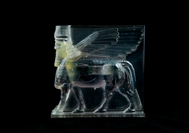 Morehshin Allahyari, Material Speculation: ISIS (2015-ongoing), Lamassu.