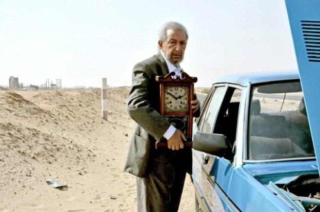 Yehya (El-Sherif) in a still from Cairo Time