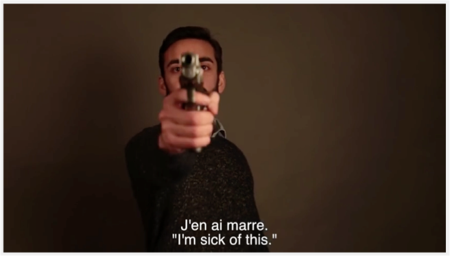 Charbel Kamel (director), Ceci n'est pas une menace (This is Not a Threat) (2015)