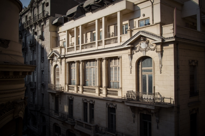 The French Consulate in Downtown Cairo is one of the many D-CAF venues. Image courtesy of D-CAF.