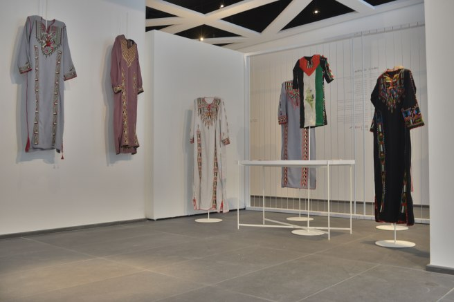 Intifada-Dresses-from-At-the-Seams.-Photo-Christian-Moussa-for-The-Palestinian-Museum